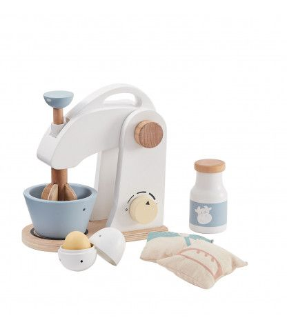 Mixer Set Scandinavian Toys Wooden Toys Wooden