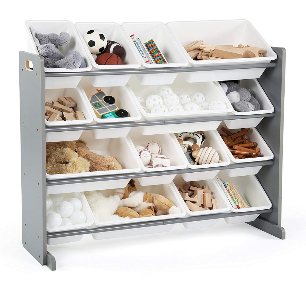 45 Best Toy Storage Ideas of All Time