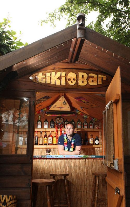 man cave shed bar … | pinteres…