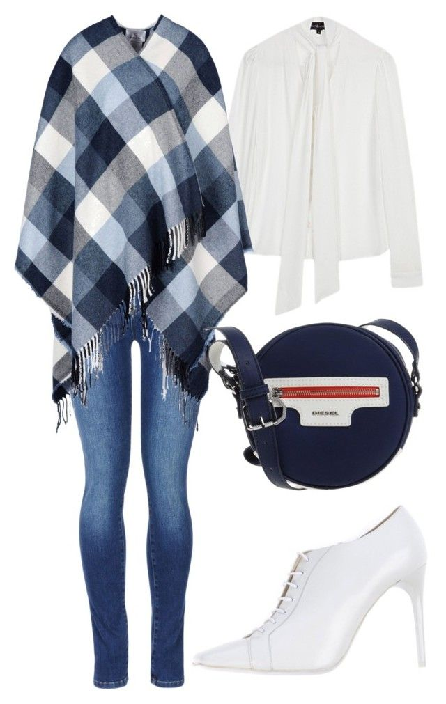 """Christmas casual chic"" by rockingcloset ❤ liked on Polyvore featuring 8, George J. Love, Diesel and Acne Studios"