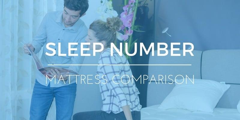 Sleep Number vs. Tempurpedic Mattress, Sleep, Gel