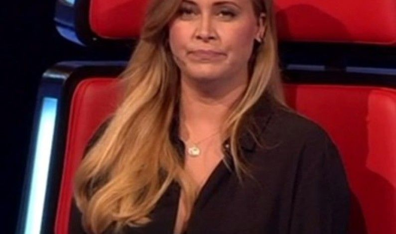 Anouk In The Voice Of Holland 2 10 2015