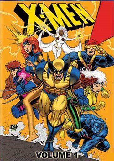 X Men The Animated Series Comics X Men 90s Cartoons
