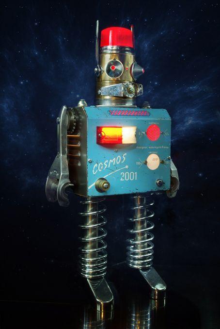 sculptures robots : +Brauer