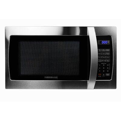 Farberware Farberware 20 1 3 Cu Ft Countertop Microwave With
