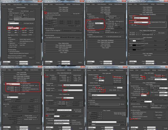 Render 3ds max tutorial pdf
