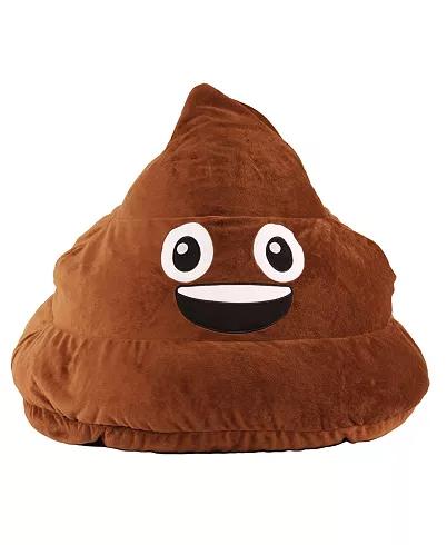 Acessentials Emoji Bean Bag Chair Reviews Furniture Macy S In 2020 Emoji Bean Bag Brown Bean Bags Bean Bag Chair