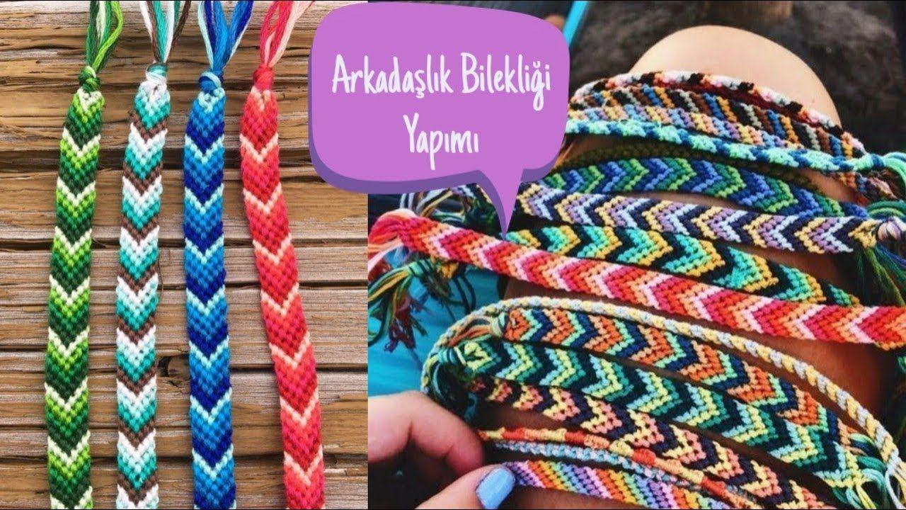 Photo of Making rope bracelet / Easy-to-tell friendship bracelet