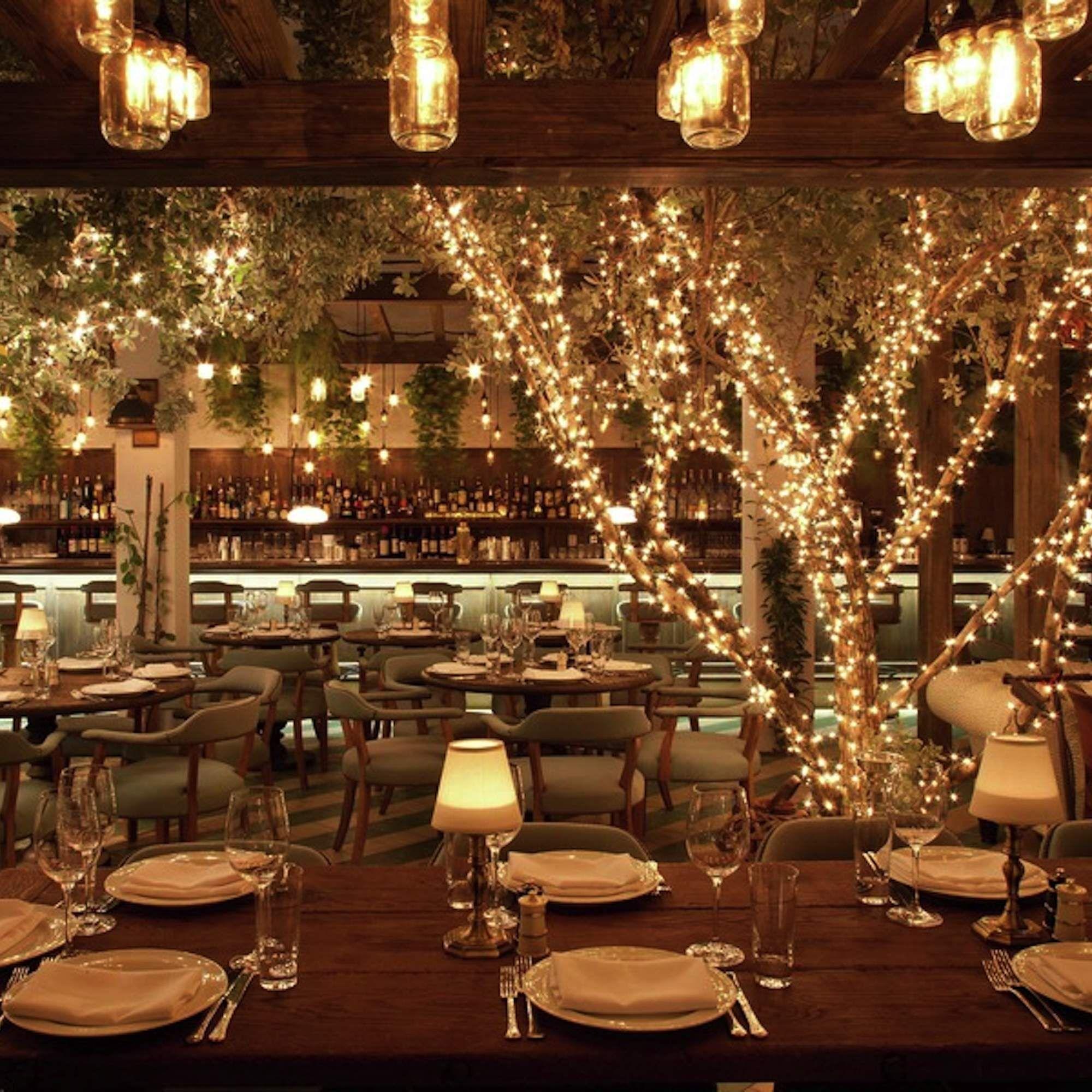 The 14 Most Romantic Restaurants In Miami Soho Beach House Soho