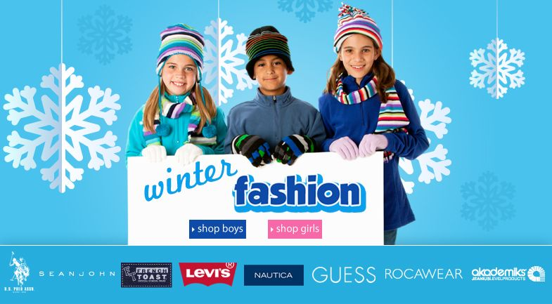Georgine Saves » Blog Archive » Good Deal: Kid's Outerwear 10% Off $25+ Purchase