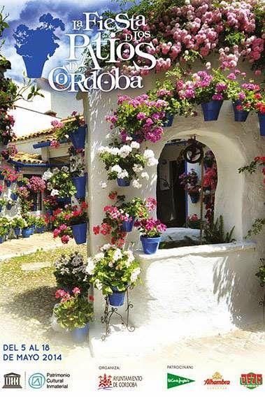 El Blog De La Tabla: El Alma De Los Patios De Córdoba. Courtyard GardensPatio  EspañolVerticalChelsea ...