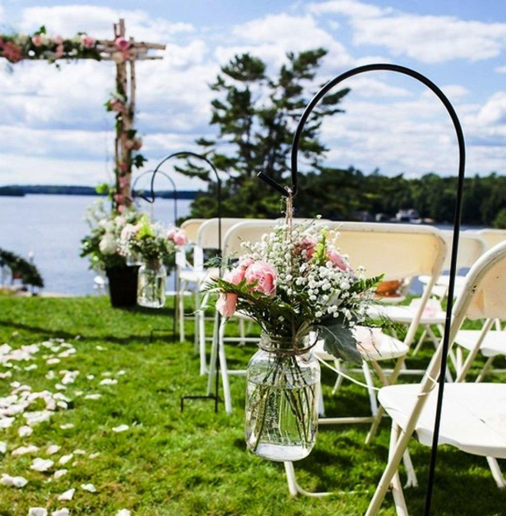 7 Barn Wedding Decoration Ideas For A Spring Wedding: 24-outdoor-wedding-ideas-1 Gorgeous Outside Wedding