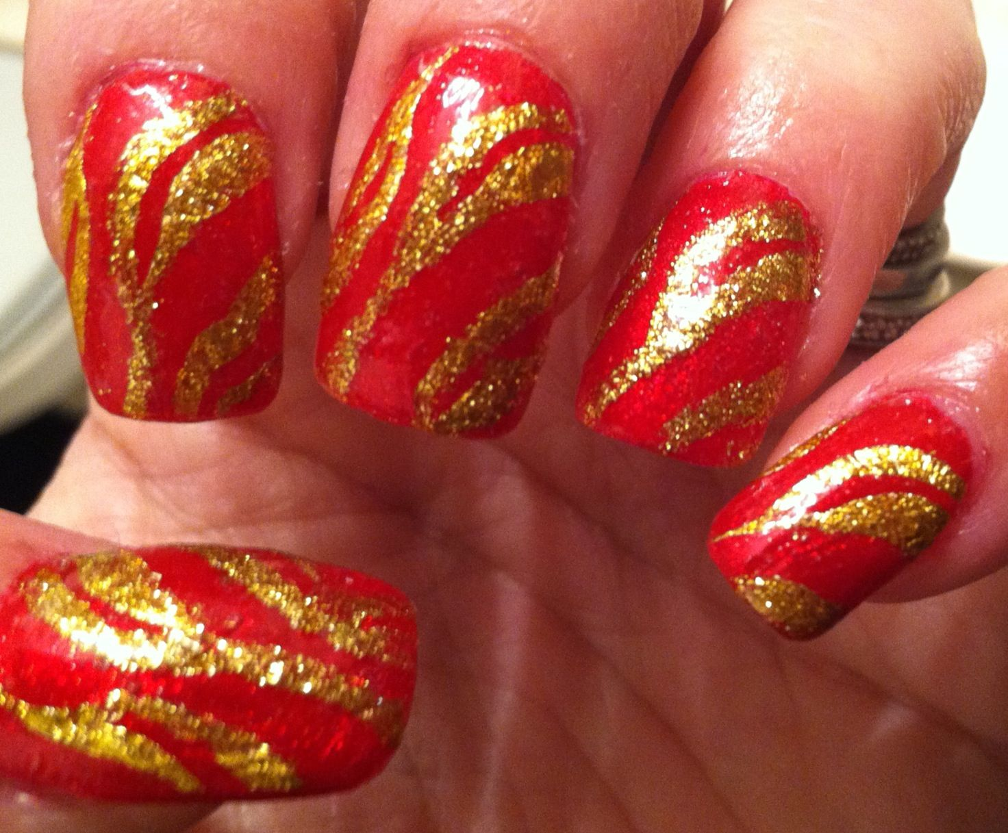 Did this mani to represent the KC Chiefs when we were on 9-0 winning ...