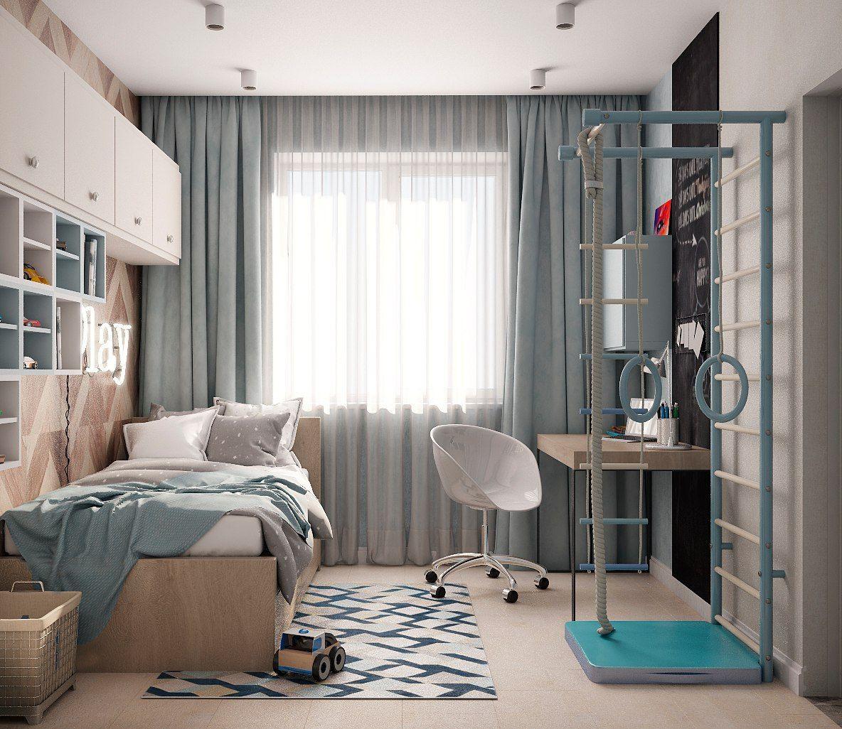 комната для ребенка оформление детской комнаты дизайн детской для