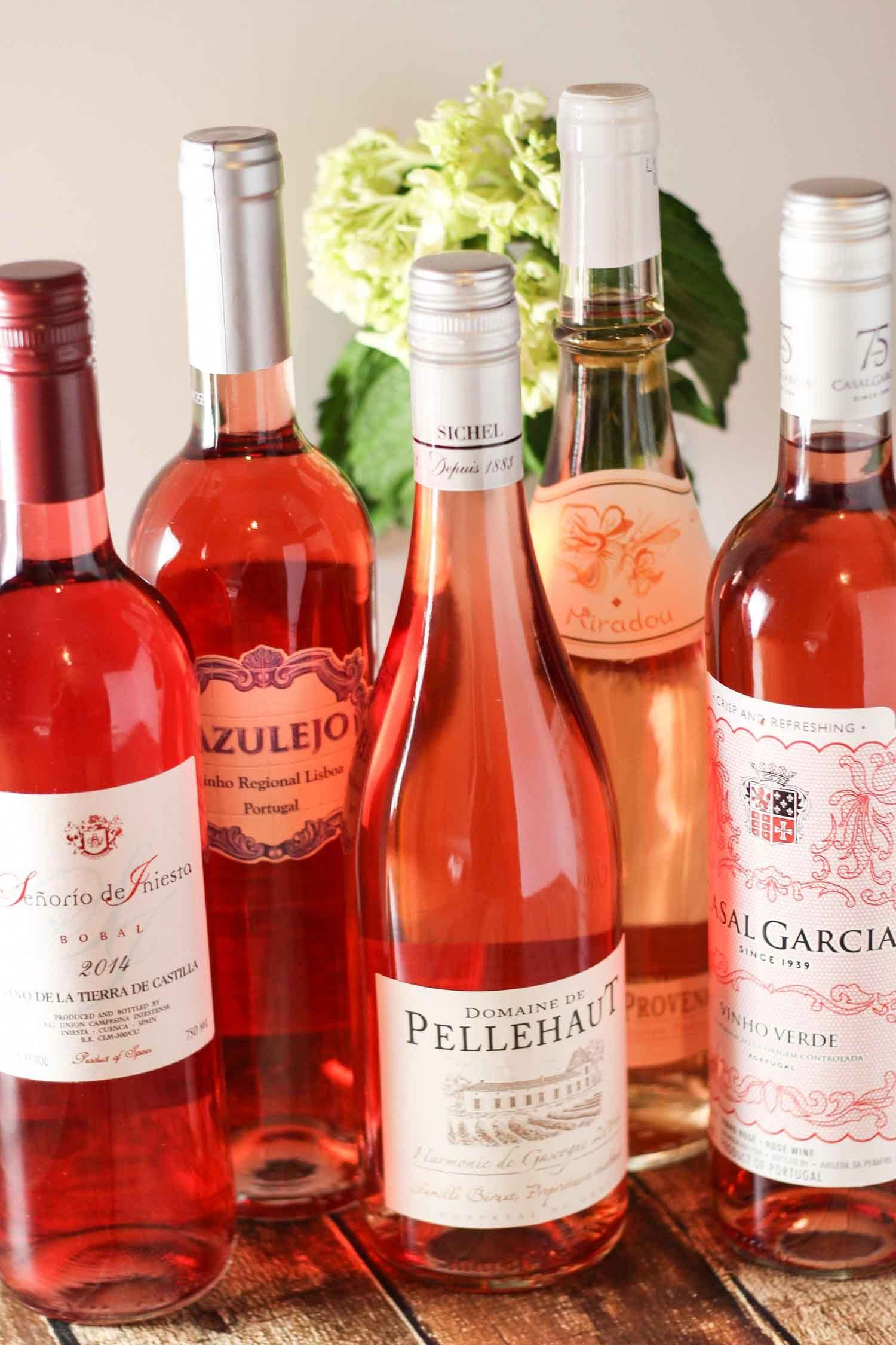 My Favorite Affordable Rose Wines All Under 10 Dollars Rose Wine Wine Bottle Wine Tasting Events