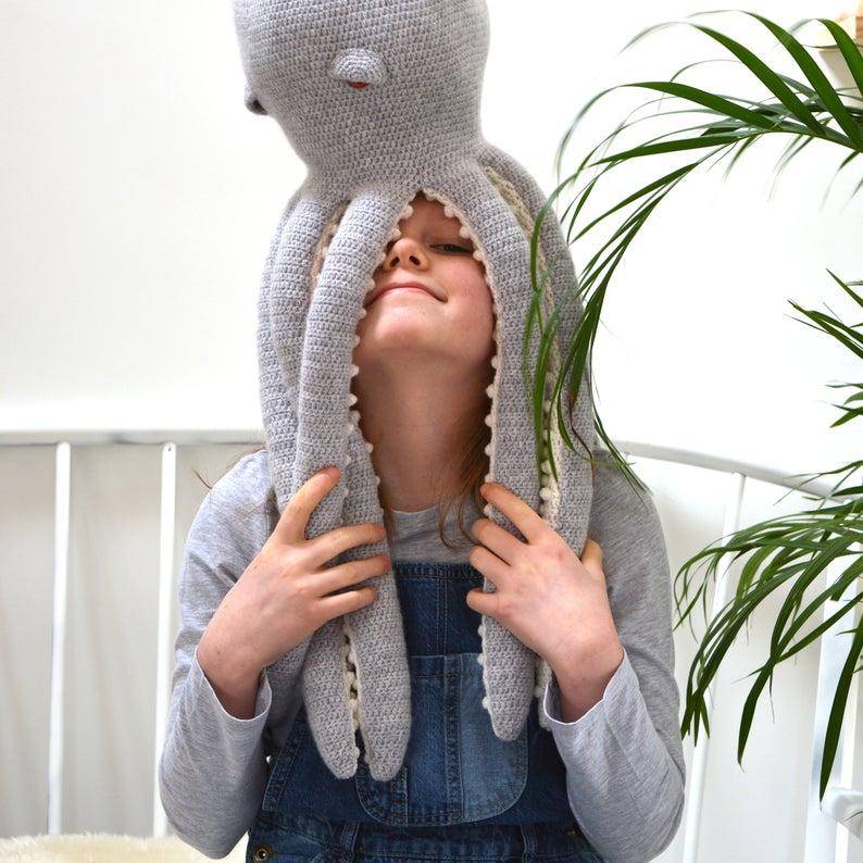 Octopus Crochet Pattern, Octopus Crochet, Crochet Octopus, Crochet, Crochet Pattern, Amigurumi, Amigurumi Pattern, Patterns, Pattern, #crochetoctopus