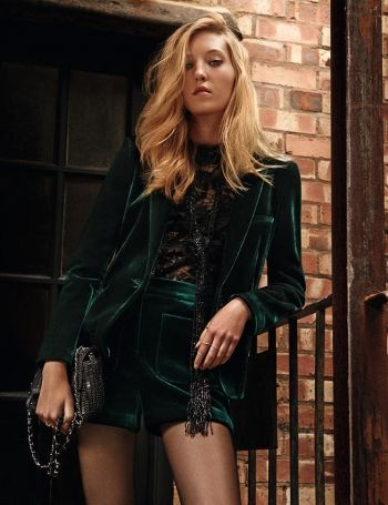 Topshop Holiday Campaign 2015
