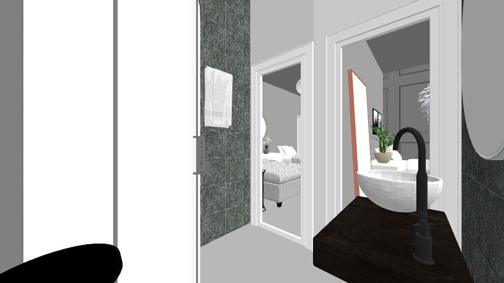 Single Queen Bedroom Attached Bathroom Items Procasa 837a