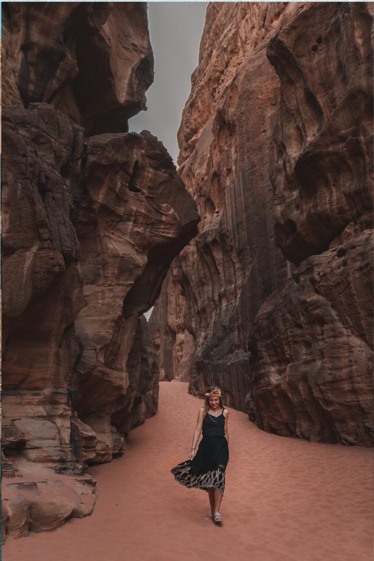 Canyons of Wadi Rum