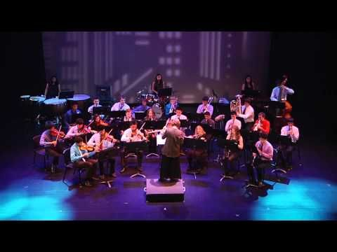 Pops Orchestra - Theme from NYNY - Brentwood College School