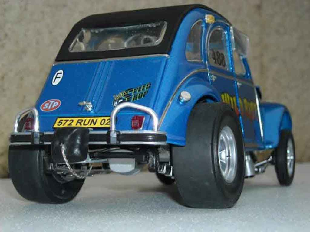 2cv camionnette 4×4