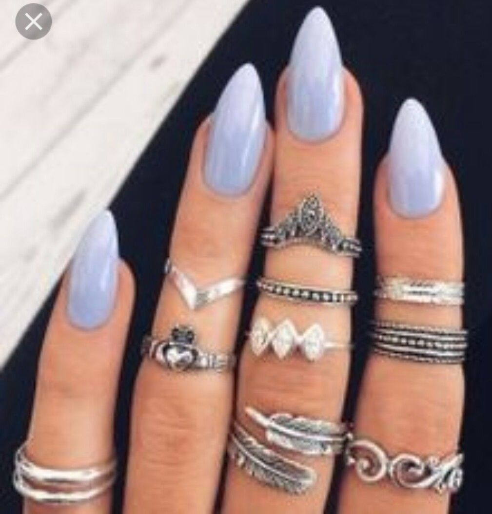 Pin by ღ✻´в૯ℓℓઽ`✻ღ on unhas | Pinterest | Chrome nails, Prom ...