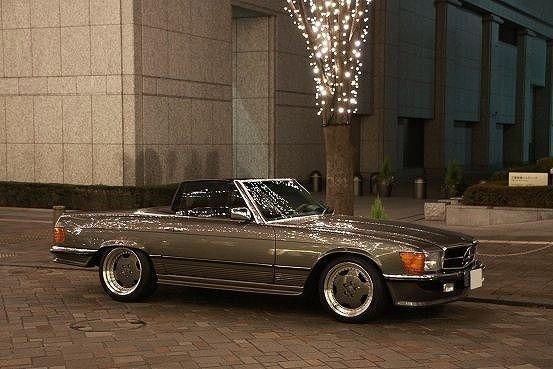 mercedes sl r107 mercedes classic cars mercedes benz. Black Bedroom Furniture Sets. Home Design Ideas