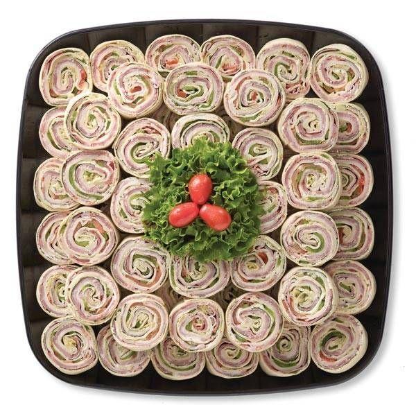Diy Wedding Food: Wedding Reception Food Trays