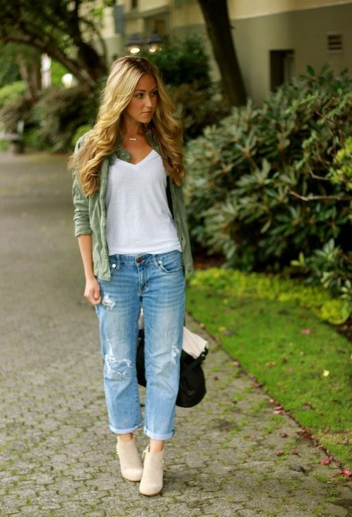American Eagle  Jeans and Zara  Boots