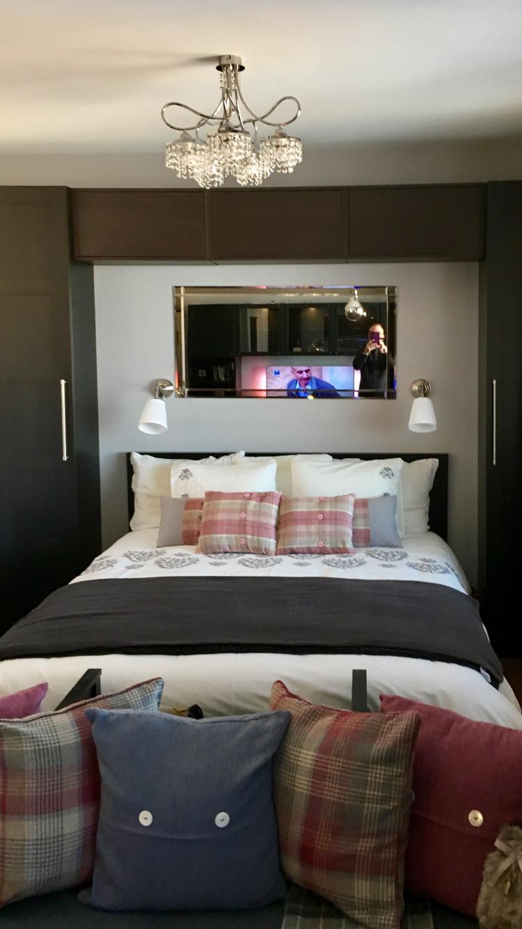 Overhead Bedroom Furniture Single Wardrobes Overhead Units And Bed Ikea Pinterest