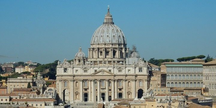 St Peter's Basilica, Vatican City, Lazio, Italy