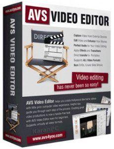 avs video editor 7.2 crack activation key