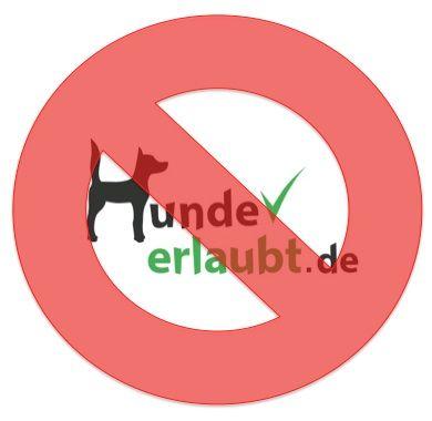 Wo sind Hunde verboten? Hunde