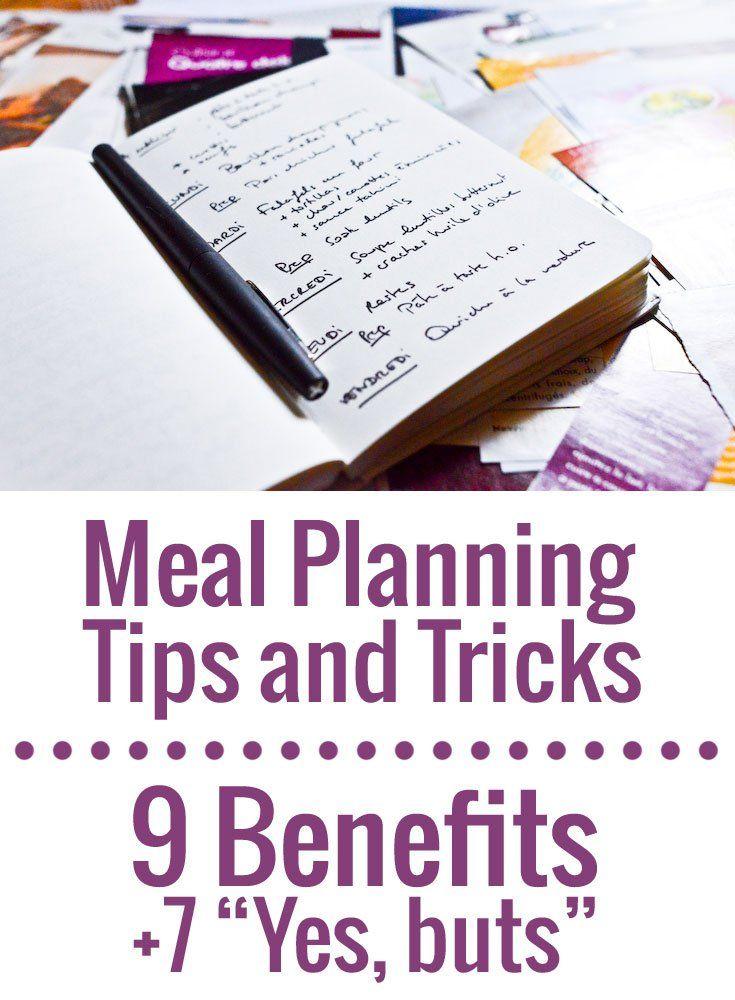 planifier ses repas conseils et astuces menus repas planification des repas de la semaine. Black Bedroom Furniture Sets. Home Design Ideas