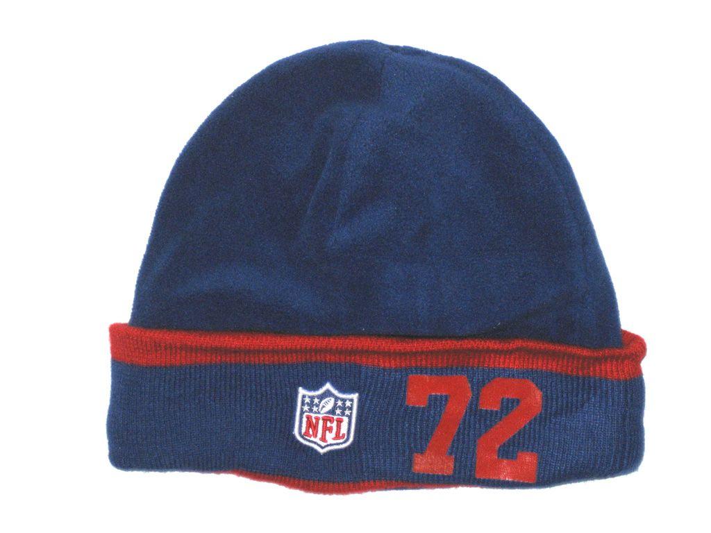 brand new f5dce 2f71c Kerry Wynn New York Giants New Era Sideline Worn  72 Cuffed Knit Hat