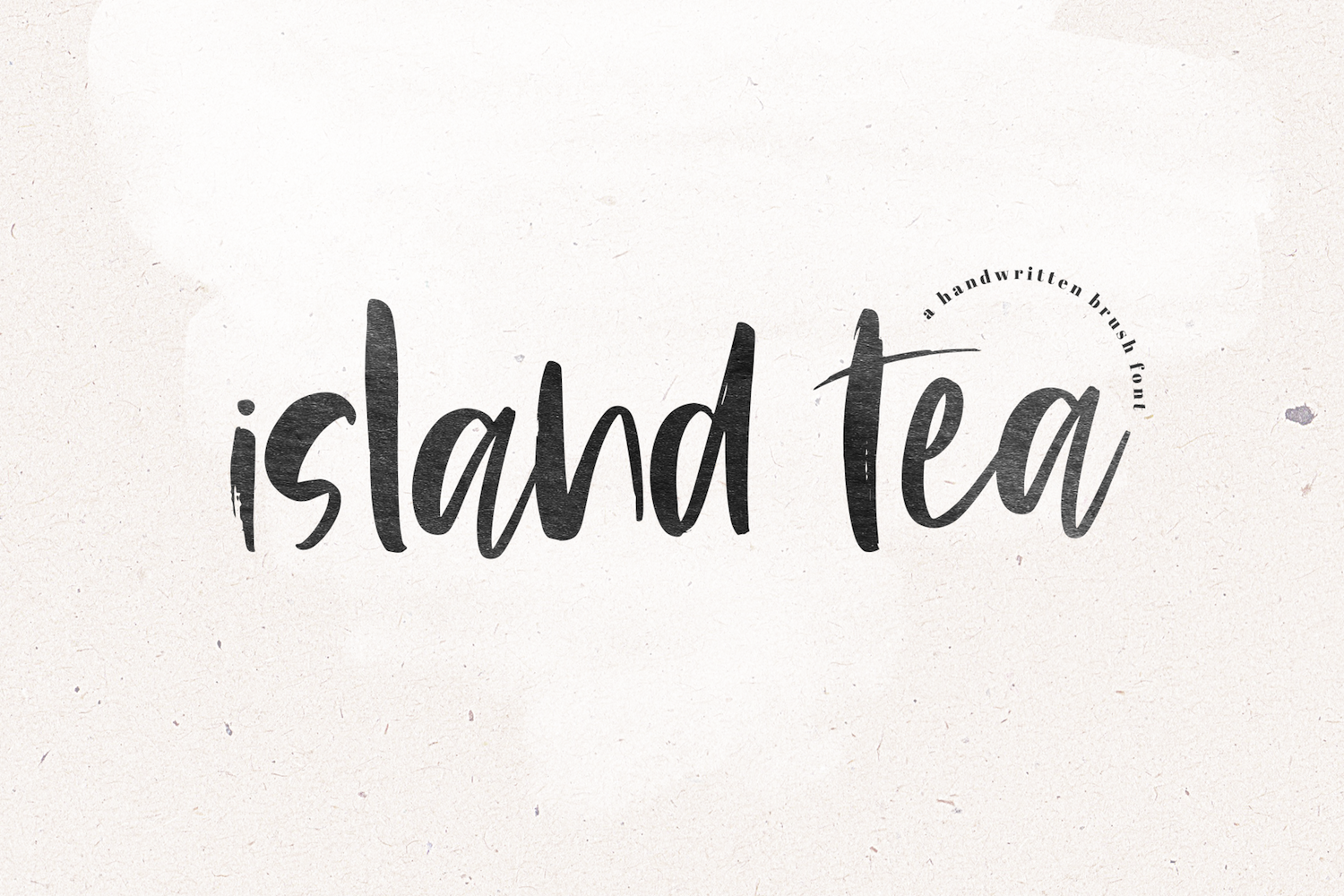 Download Island Tea A Handwritten Brush Font Today We Have A Huge Range Of Regular Font Products Available Commercial Li Brush Font Handwritten Fonts Fonts