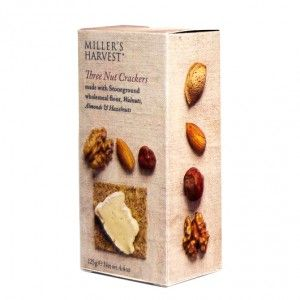 Miller S Harvest Three Nut Savoury Ers From The Sunday Times Five Best Food Websites And Telegraphs Supplier Of Mail Order Biscuits