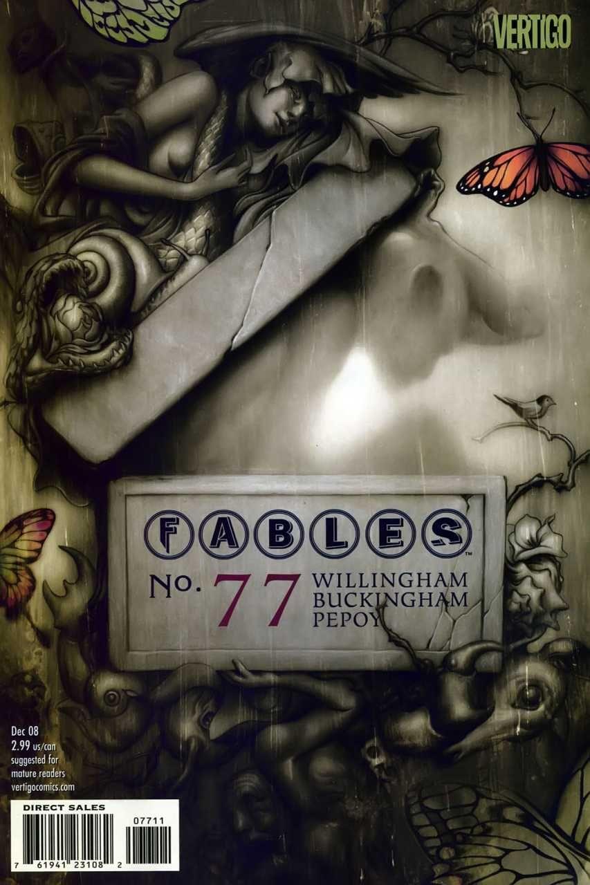 Fables #77 (Dec 2008)