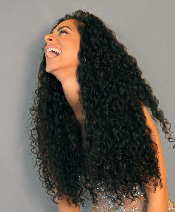 3b Curls Com Imagens Cabelo 3b Cabelo Cabelo Lindo