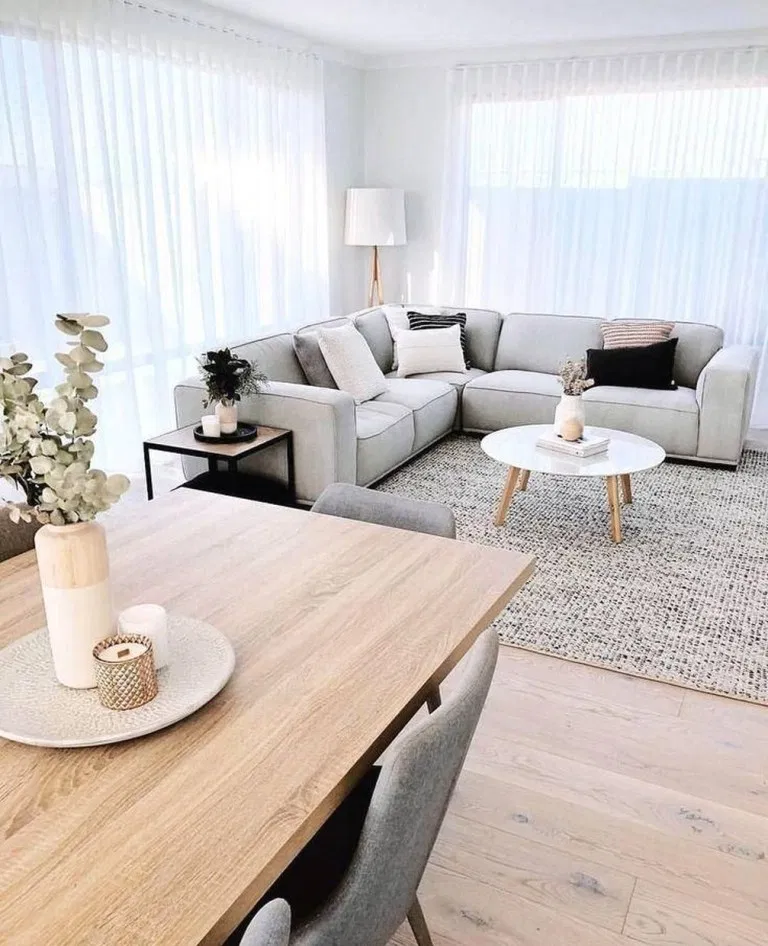 21 Smart Solution Small Apartment Living Room Decor Ideas Apartment Decor Ide In 2020 Living Room Decor Apartment Living Room Design Modern Minimalist Living Room