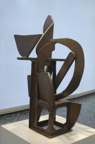 Abstract Expressionism Sculpture