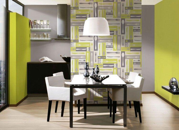 Decorazioni per pareti di cucina 23 | Decorazioni di Interni ...