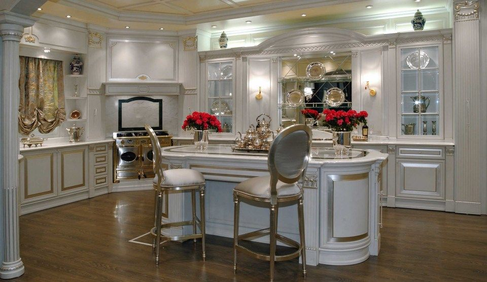 clive christian silver and gold - Clive Christian Kitchen Cabinets