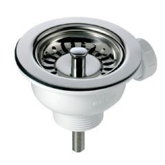 Caple BSW/OF/SS2 90mm Basket Strainer Waste | Sink | Pinterest ...