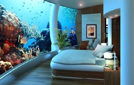 Jules Verne Underwater Hotel