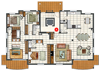 ... 4 Bedroom Floor Plans With Dimensions