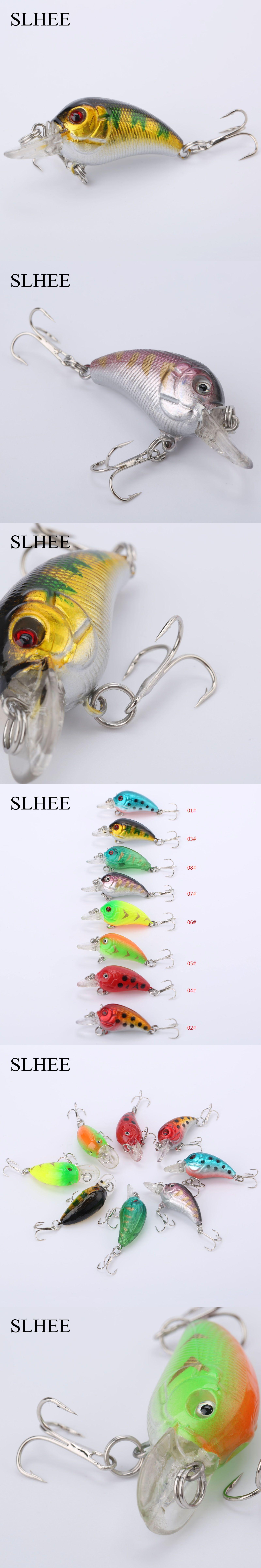 Slhee 1pc 45cm 42g Fishing Lure Baits Artificial Hard Crank Bait Spoon Spinner Metal 10 Pcs Plus Box Topwater Wobbler Mini