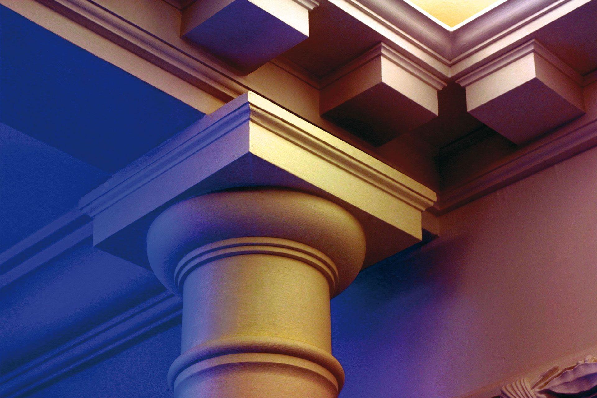 colonne romaine en platre best colonne grecque with colonne romaine en platre latest auberlet. Black Bedroom Furniture Sets. Home Design Ideas
