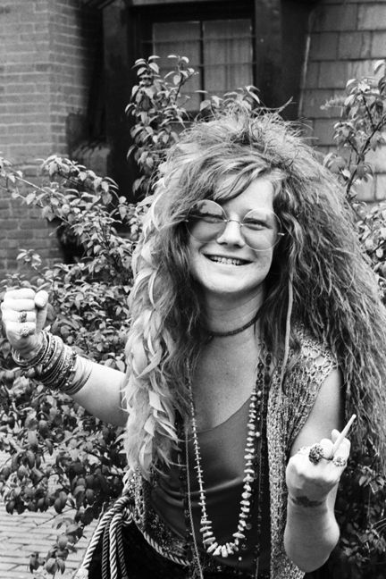 Words to Live By: Janis Joplin #rockandroll