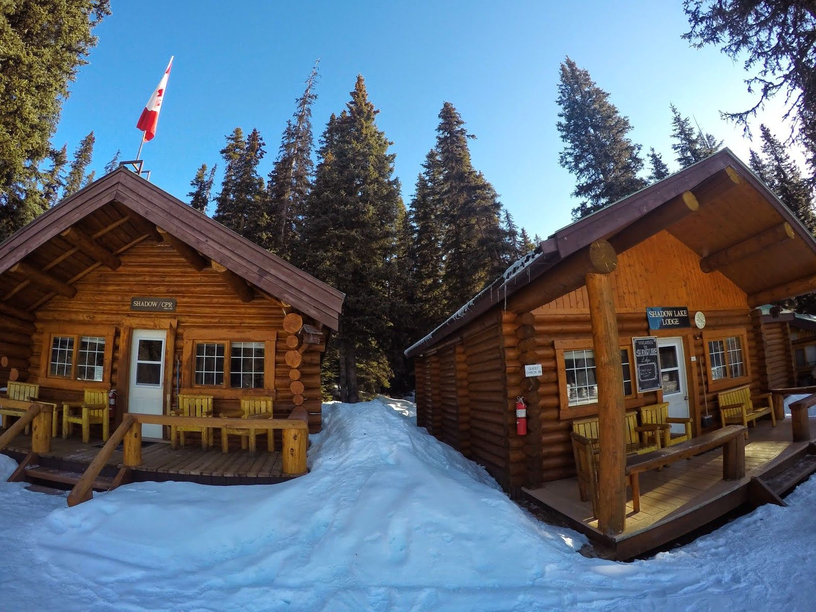 Our Favourite Family-friendly Backcountry Ski Lodge